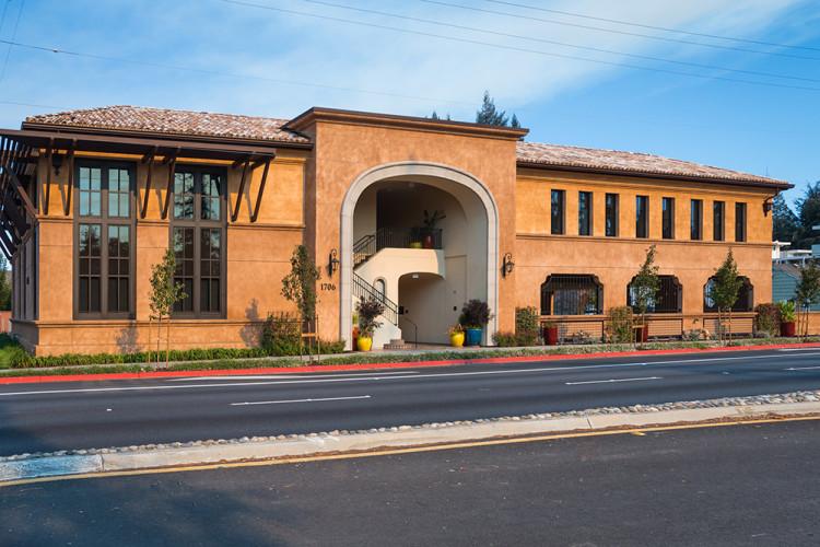 1706 El Camino Real in Menlo Park (office/medical building)