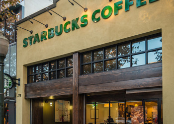 Starbucks on 374-376 University Ave